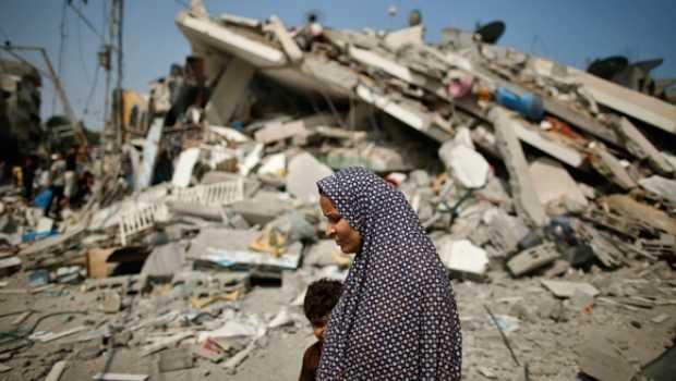 Israel y Hamas pactan nueva tregua de 72 horas en Gaza
