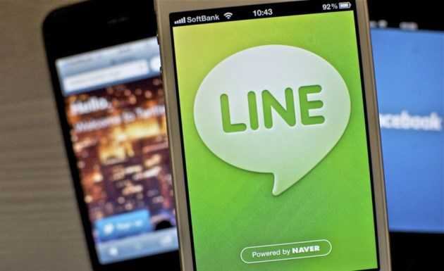 Line y otros programas de mensajería son bloquedos en China