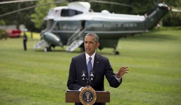 Obama: ofensiva en Irak podría durar muchos meses
