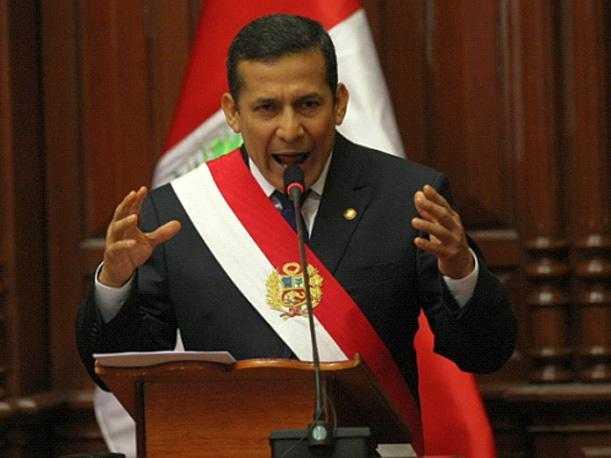 Condenan a Ollanta Humala y su esposa a prisión