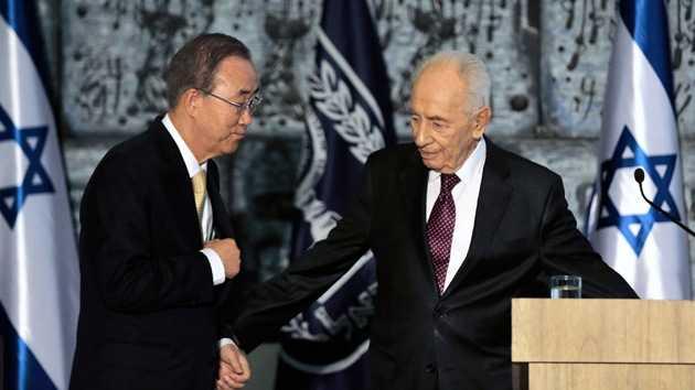 ONU colaboró en secreto con Israel, revela Wikileaks
