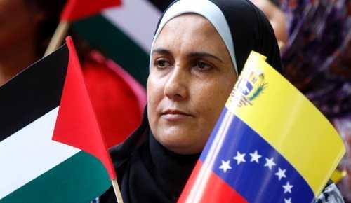 Venezuela envía médicos a Palestina