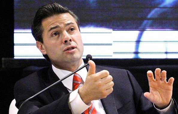 Video: Peña destina millones de pesos a seguridad y al grupo Atlacomulco