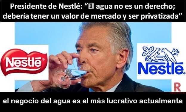 presidente de Nestlé