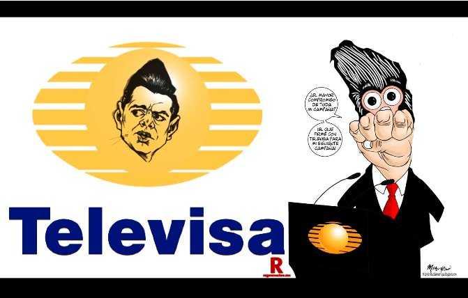 Emilio Azcárraga 'plagió frase' de Peña Nieto: Jenaro Villamil