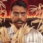 Zapata: maíz, azúcar y petróleo por Francisco Pineda