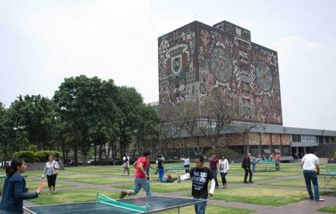 Estudiantes de la UNAM, anuncian paro de 48 horas en apoyo a normalistas de Ayotzinapa