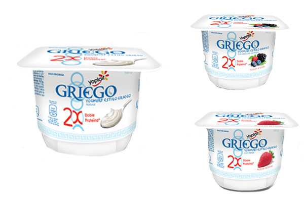 ¿Realmente es tan saludable el Yogurt Griego Yoplait?