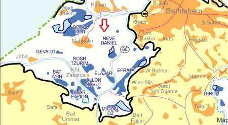 Israel pretende anexionarse nuevos territorios en Cisjordania