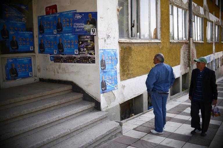 Vender el voto, un medio de supervivencia en Bulgaria