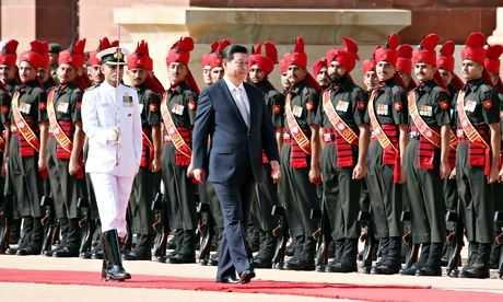 """Despiden a presentadora por llamar """"eleven"""" al presidente chino Xi Jinping"""