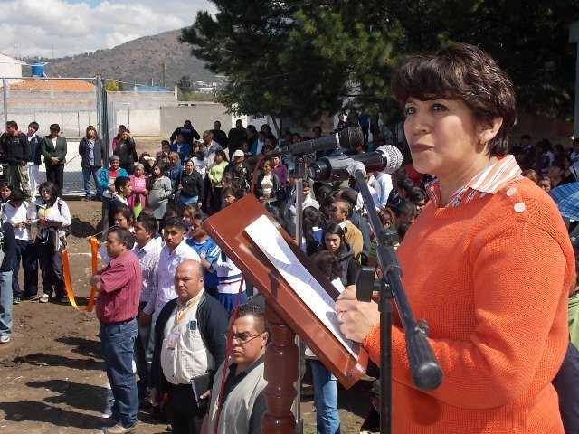 Delfina Gómez Álvarez
