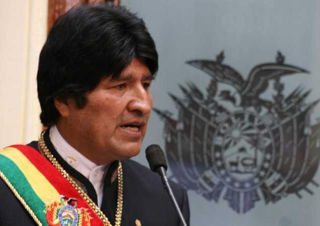 Estados Unidos no tiene autoridad para acusar a otros países de narcotráfico: Morales