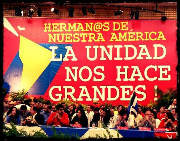 Declaración final: XX Encuentro del Foro de Sao Paulo
