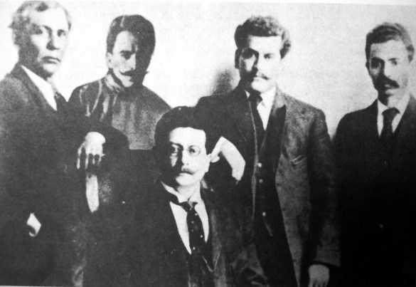 2 de septiembre: Flores Magón llama a tomar las armas para derrocar a Porfirio Díaz