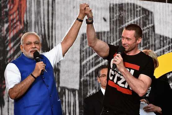 Primer ministro de India es recibido como una estrella de rock en Nueva York