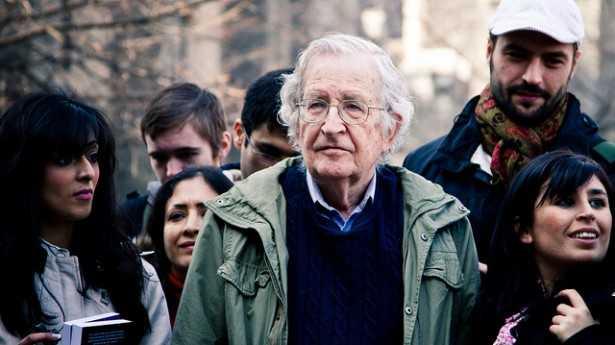 Trump en la Casa Blanca: Entrevista a Noam Chomsky