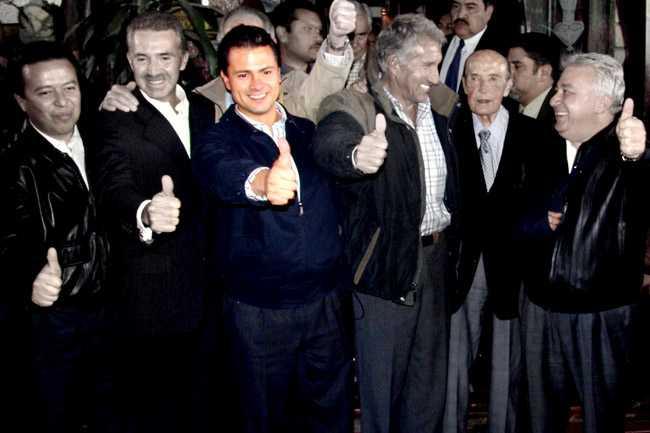 Peña Nieto al puro estilo del viejo PRI:  The Economist
