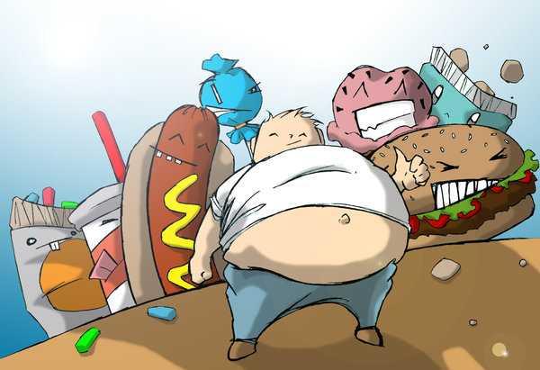 Aumenta en Estados Unidos el tipo más peligroso de obesidad