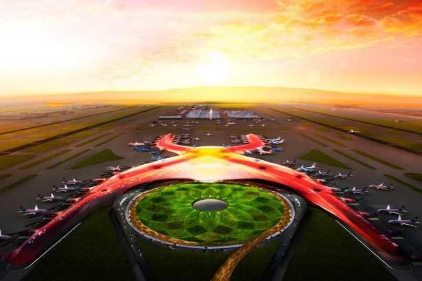Seis de cada 10 pesos para construcción de aeropuerto serán aportados por contribuyentes