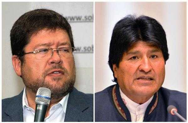Evo Morales con ventaja a un mes de las elecciones en Bolivia