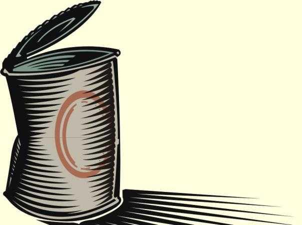 Lo malo de los alimentos y bebidas enlatados
