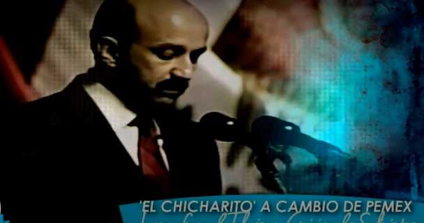 Video: 'Chicharito' a cambio de Pemex, Larrea vs Televisa y Consejeros Salinistas