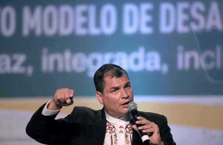 Ecuador anuncia centro de ciberdefensa