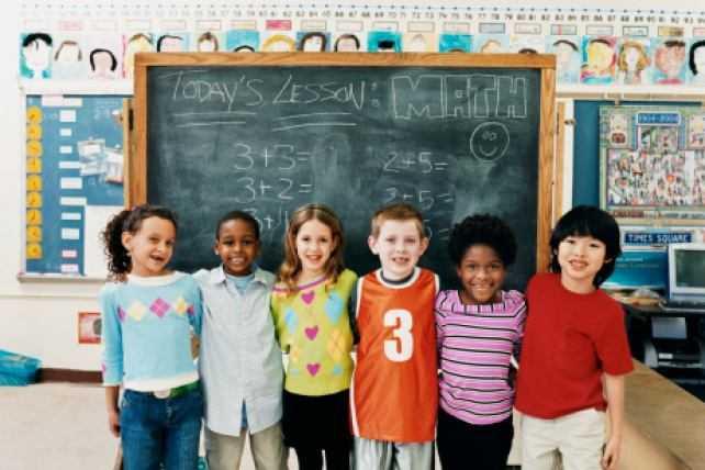 Estados Unidos: Cinco millones de niños estudian en contenedores