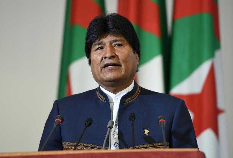 Evo Morales quiere abrir un restaurante y ser mesero cuando deje el poder