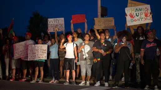 Ferguson: Lucha antirracista