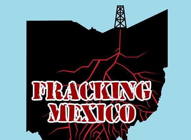 En México, 934 pozos se han perforado bajo la técnica del fracking