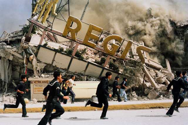 Temblor de 1985: Los ciudadanos tomaron la ciudad en sus manos por Jesús Ramírez Cuevas