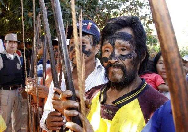 Indígenas paraguayos atacarán a quienes planten marihuana en sus tierras