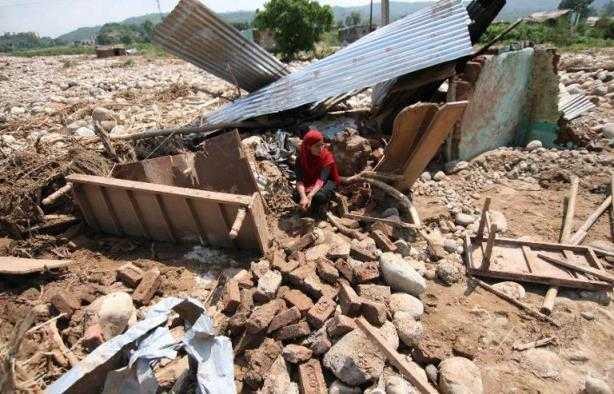 Fuertes lluvias en India y Pakistán han dejado ya 400 muertos