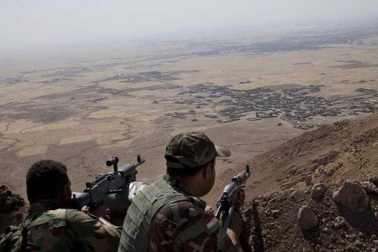 Nuevos ataques de Estados Unidos contra yihadistas de Estado Islámico