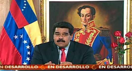 Nicolás Maduro anuncia renovación de su gobierno