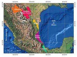 Amenazadas por fracking la Huasteca, Sierra Gorda y Sierra Norte de Puebla