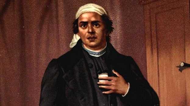 José María Morelos y Pavón nació el 30 de septiembre de 1765