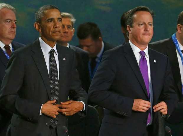 Estados Unidos no se detendrá frente a Rusia y EI: señala Obama