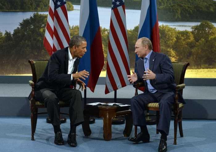 El liderazgo de Putin asusta a Obama