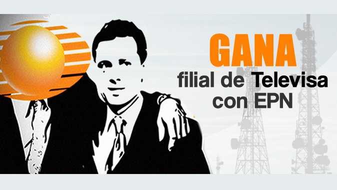 Demanda Tangentte a Empresa Bestel, de Televisa