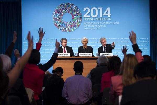 El liderazgo de Estados Unidos en el Banco Mundial