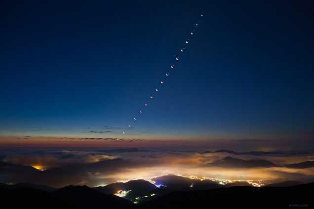 Las mejores fotos de astronomía del año
