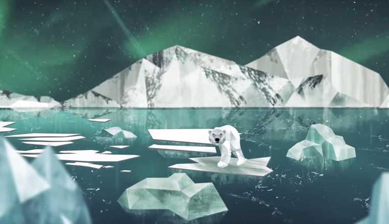 Shell, BP y Exxon derriten glaciares para extraer petróleo (VIDEO)