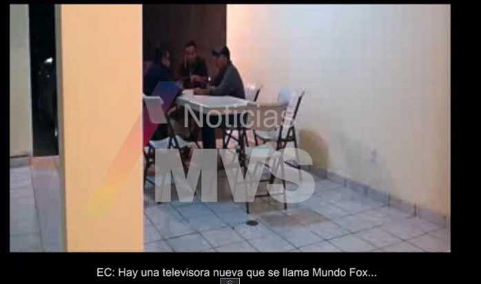"""Periodista de Televisa y director de la agencia """"Esquema"""" asesoraron a La Tuta"""