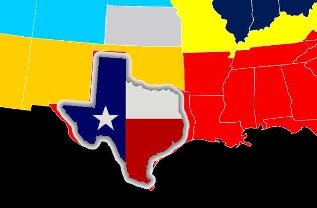 Escocia motiva a Texas a separarse de Estados Unidos