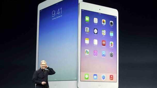 Apple presenta el iPad Air 2, la tableta más delgada del mundo
