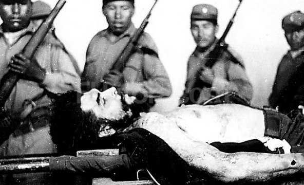 El día que Che Guevara libró su último combate