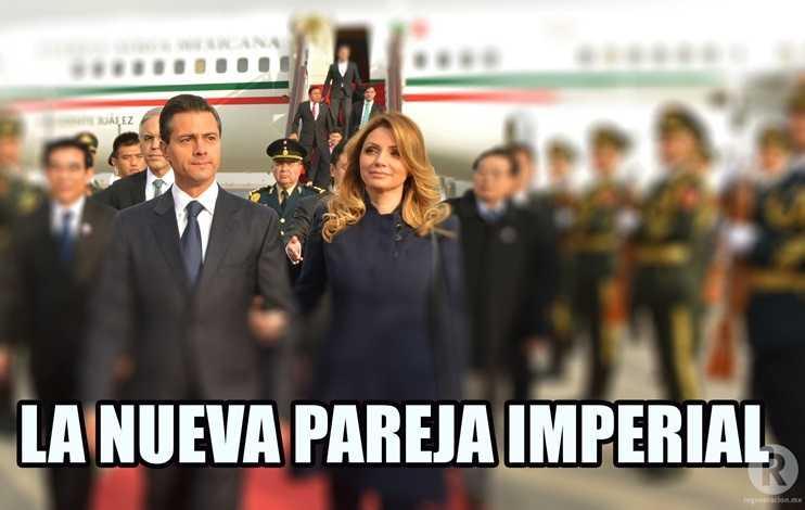 """La foto de Abarca-AMLO y """"La Dictadura perfecta"""""""
